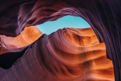 Slot Canyon by Ashim D Silva