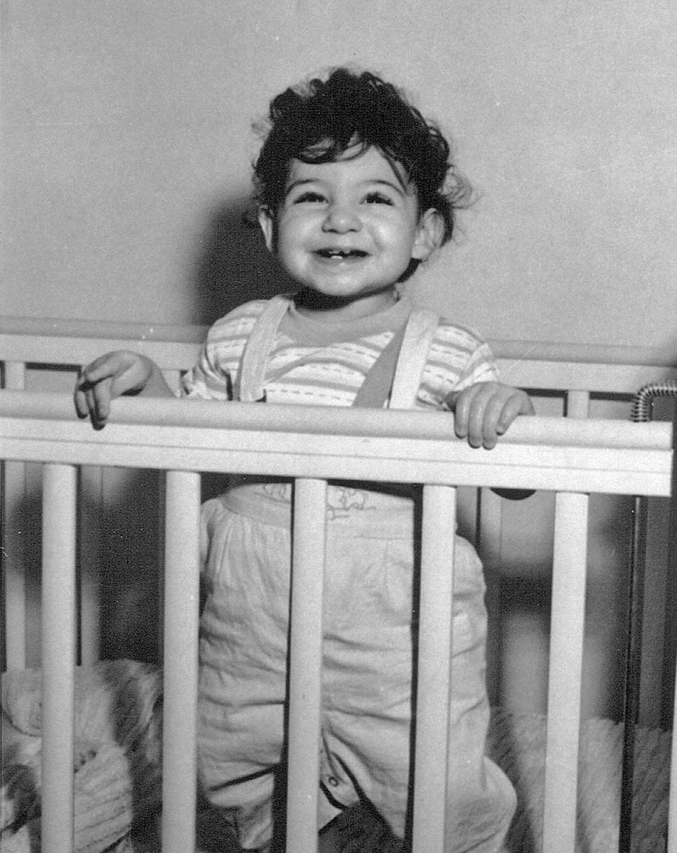 Ernie in 1949